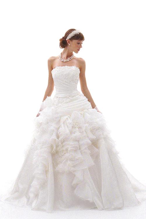 提携店ウェディングドレス201