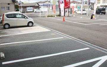 アイアイ駐車場
